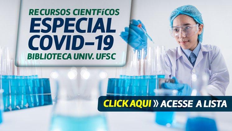 COVID 19 - Recursos Científicos UFSC